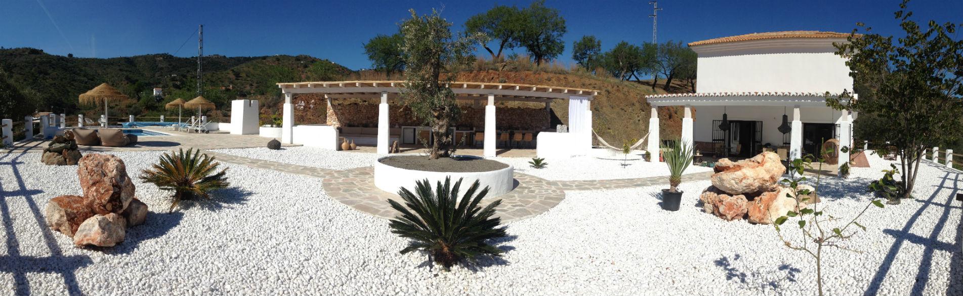 Villa Pepita Andalusie - Panorama