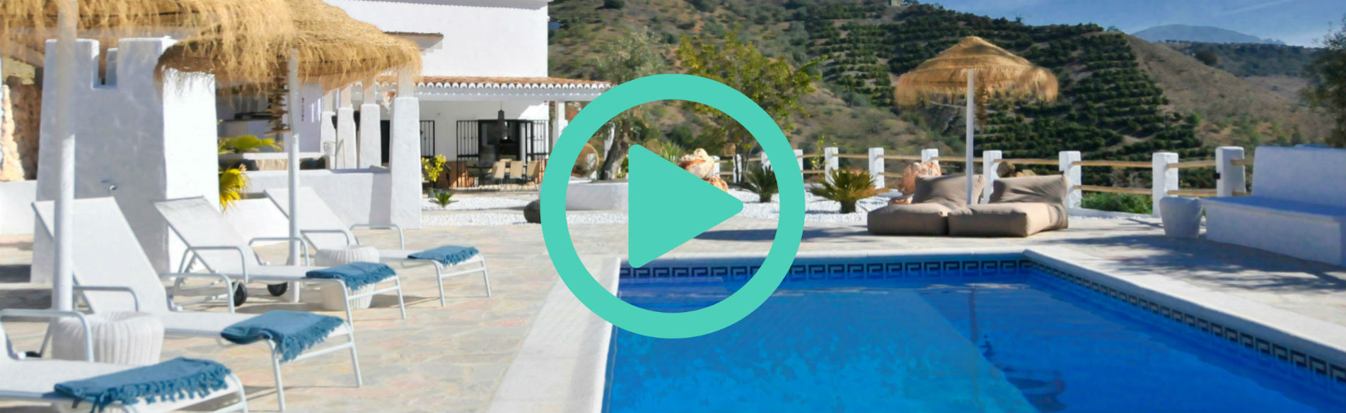 villa pepita andalousie banner video